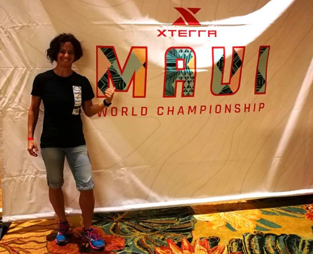 X TERRA WORLD CHAMPIONSHIP MAUI-HAWAII